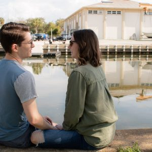 Dating in Marriage by the dock