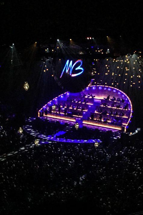 Michael Buble Concert Logo
