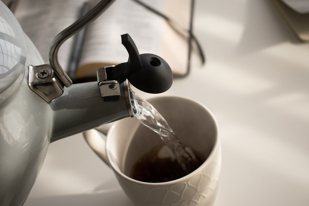 My Story: Teapot pouring