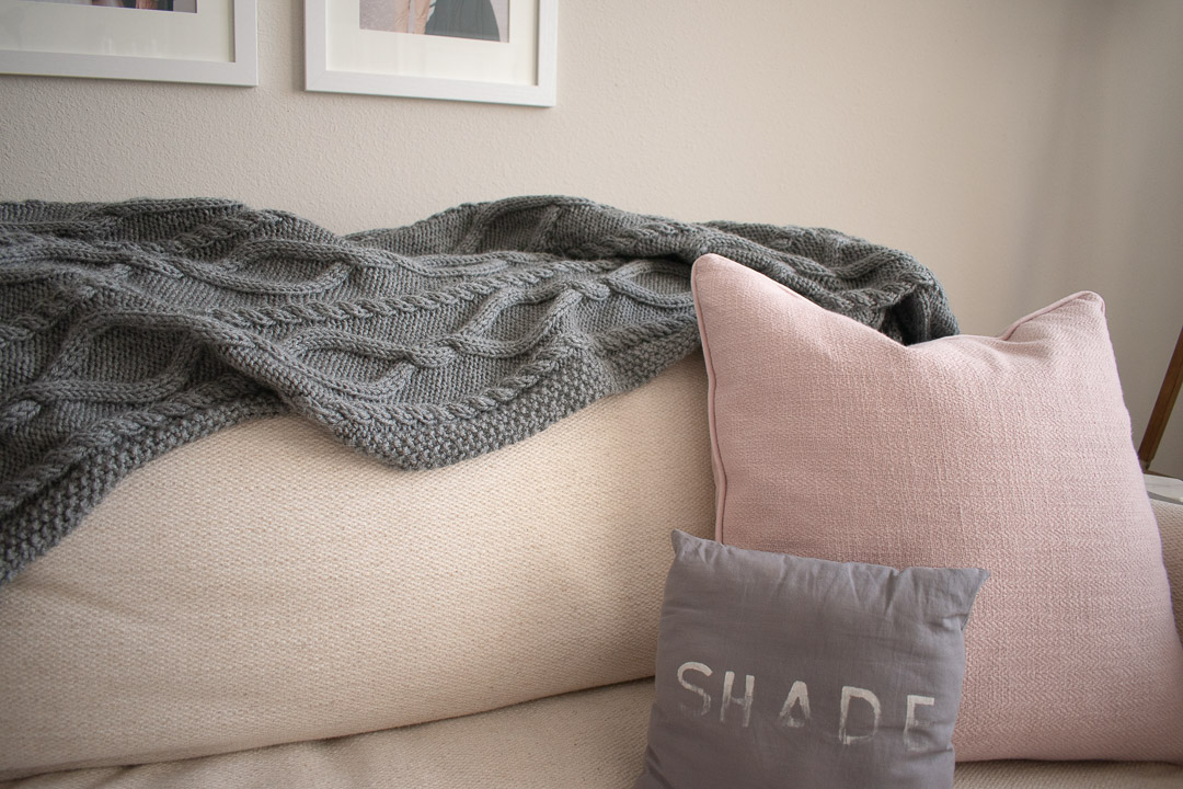 Living Room Shade Pillow