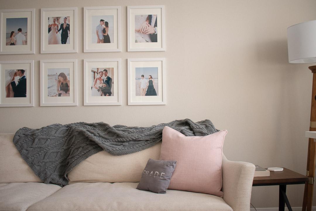 Cozy Living Room Corner Landscape
