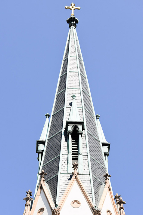 one-year anniversary day two: cathedral spire