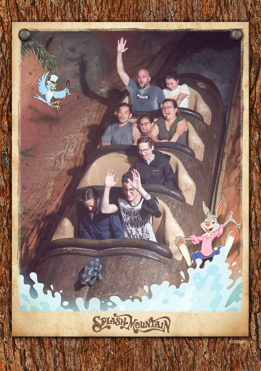 Magic Kingdom Trip_Splash Mountain