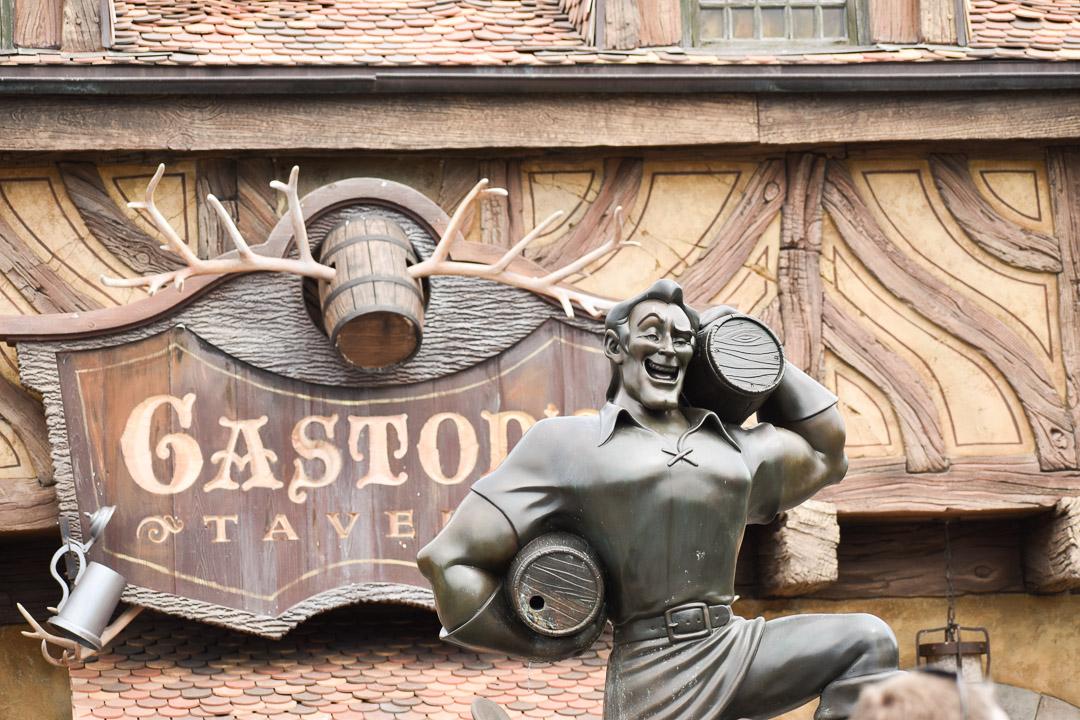 Magic Kingdom Trip_Gaston's Tavern