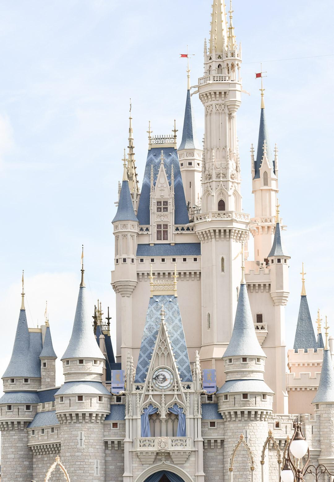 Magic Kingdom Trip_Castle portrait