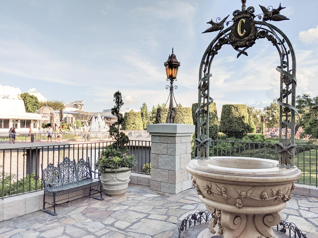 Magic Kingdom Trip_Cinderella's Fountain